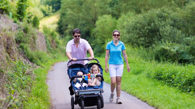 What is the Best Double Stroller