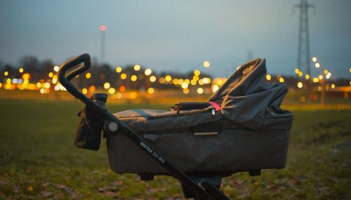 When Can Baby Sit in Front Facing Stroller