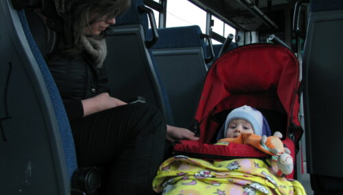 How to Travel with A Stroller on An Airplane